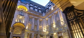 Chancery Court Hotel Exterior