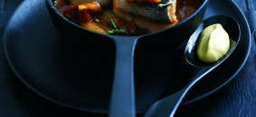 Chunky Fish Soup Simple to Sensational