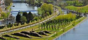 dalla mostra Esploratorio a cura di Anna Lambertini - Il parco di Schinkel Eilanden