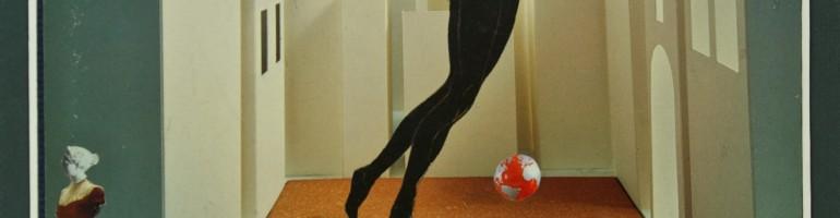 La dance23,5x28,5 cm_2010Collage su cartaEsemplare unico