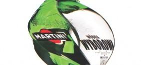 Roberto Rosso, Martini 007, colore, 100x70 cm, 2007