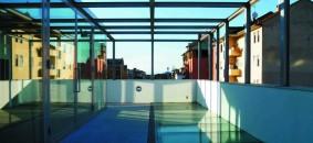 3 Galleria Rumma, terrazza