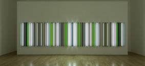 Robert Irwin - Untitled (Column), 2011 Foto di Philipp Scholz Rittermann