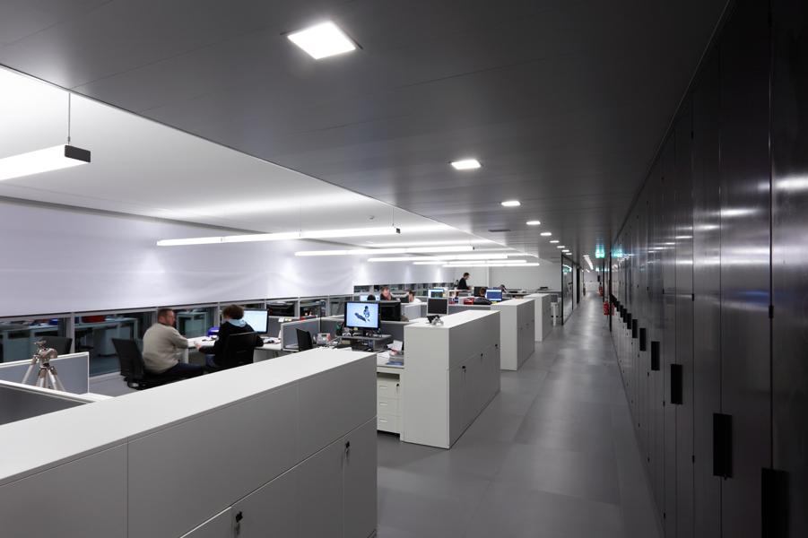 Uffici Manfrotto di Cassola