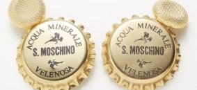 Gemelli con tappi anni 80 - Moschino