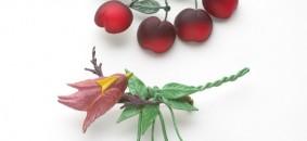 Spille ciliegie-Vintage-Vitali