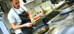 Charlie cucina