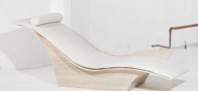 Chaise longue Dune