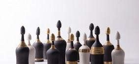 black_white_long_neck_bottles