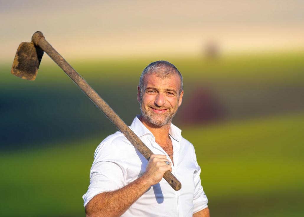 L'AGRICOLTURA VERSO UN NUOVO FUTURO