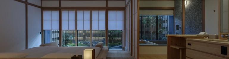 Guest Suite by Tomohiro Sakashita