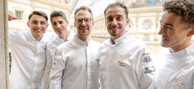 Conferenza Stampa Bocuse d'Or Italia 2021